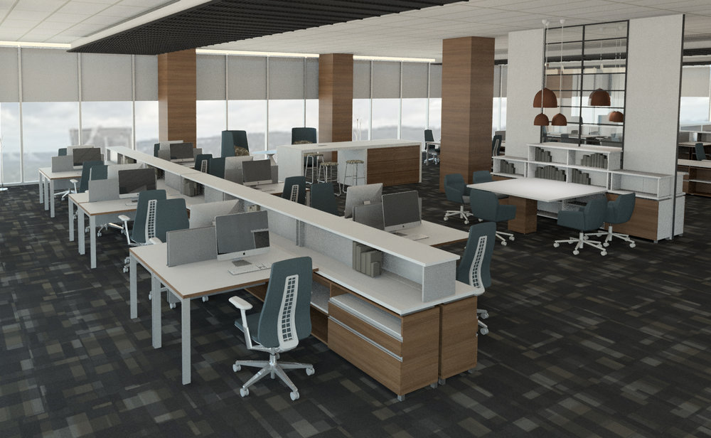Increase Productivity by Improving Office Design