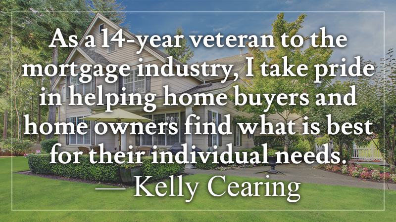As a 14-year veteran of the mortgage industry, I take pride in helping home buyers and home owners find what is best for their individual needs.