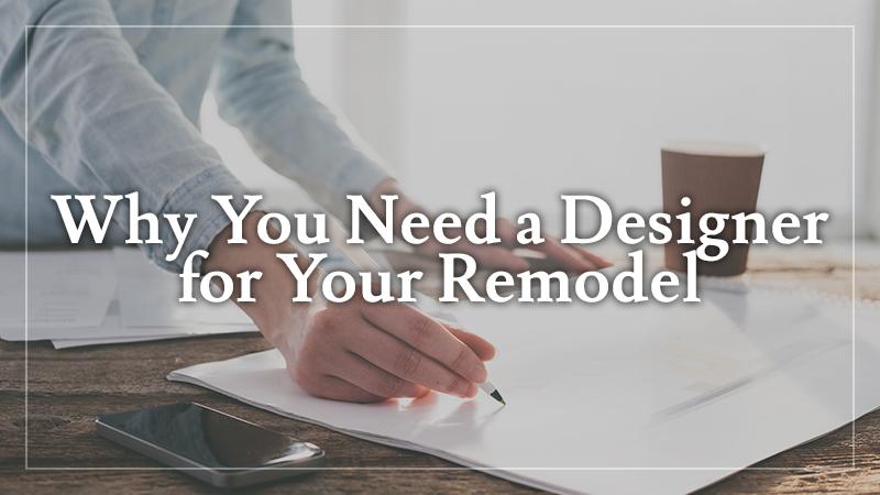 Designer for Your Remodel
