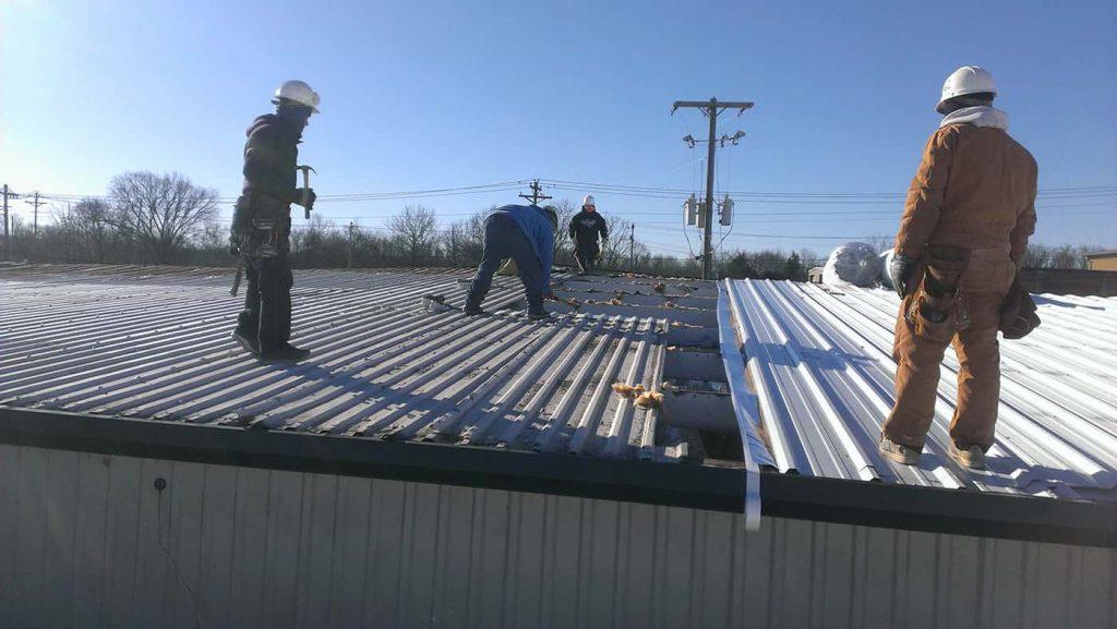 Commercial Roofing Contractors Nashville TN