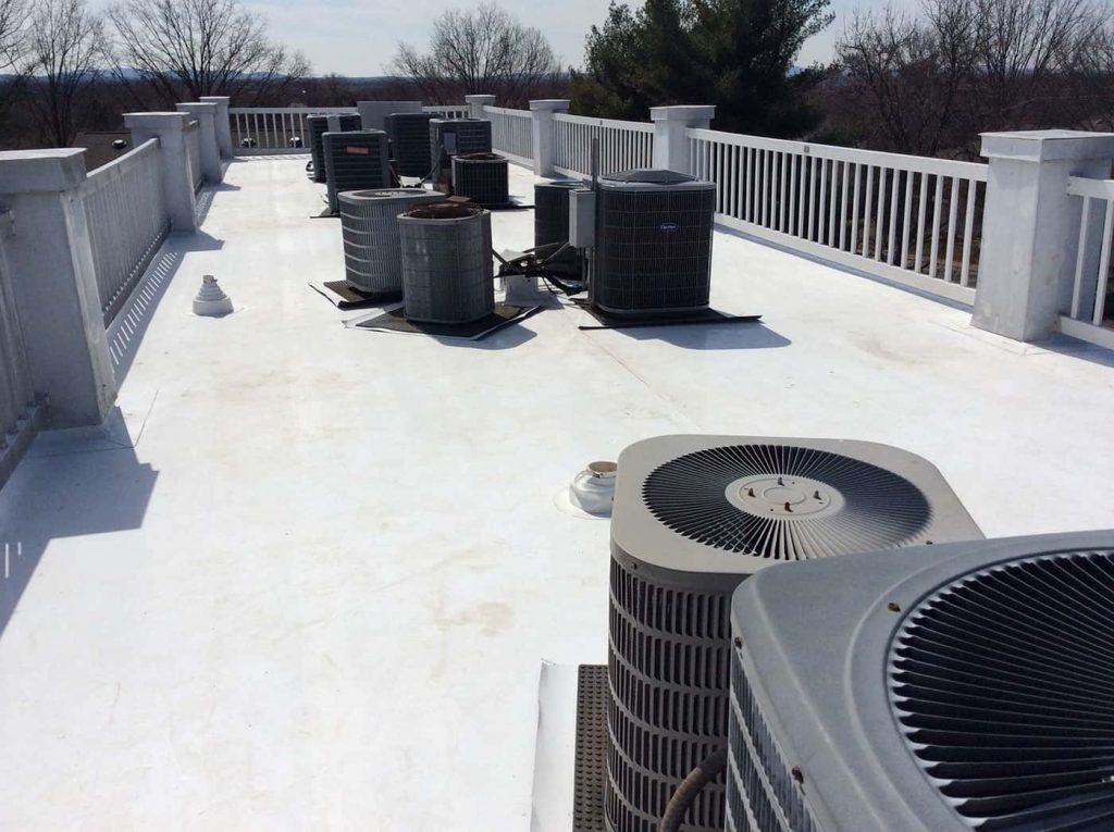 Commercial Roofing Contractors Murfreesboro TN