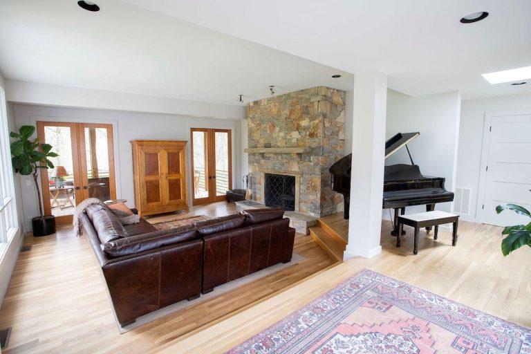 Interior design by L&L Contractors