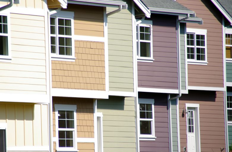 Wood Siding With Fiber Cement