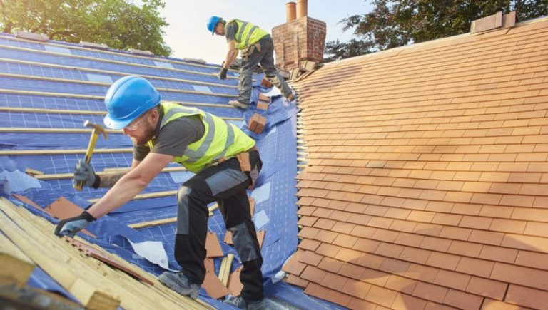 Local Roof Repair Contractors Nashville TN