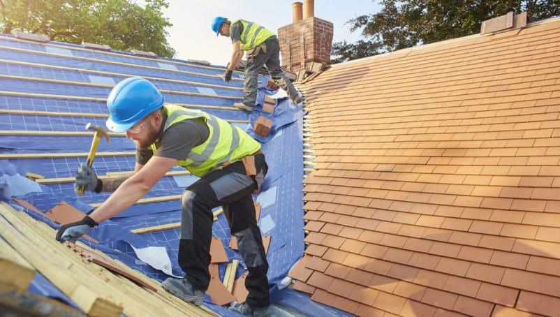 Local Roof Repair Contractors